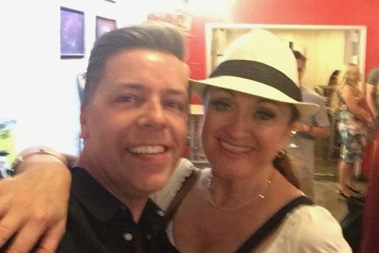Recent catch up with original Me & My Girl cast member and World renowned star Caroline O' Connor