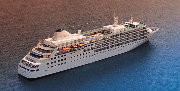 Proud that we produced the shows and enrichment program for the inaugural fleet of SILVERSEA CRUISES